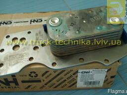 Теплообменник, масляный радиатор Iveco 5801750731