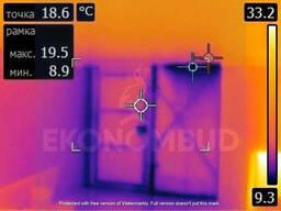 Тепловизионная съемка и энергоаудит | Ekonombud