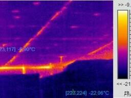 Тепловизионное обследование холодильных камер , овощехра