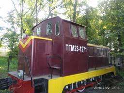 Тепловоз ТГМ 23, ТГМ 40