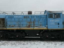 Тепловоз ТГМ4 продам 1989 недорого