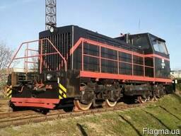 Тепловозы ТГМ-40