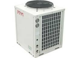 Тепловые насосы воздух - вода Clitech 11 кВт