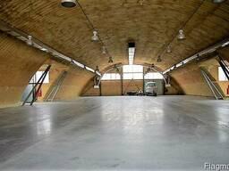 Теплый склад на рампе от 1000 м2 до 2000 м2, Глеваха