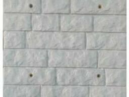 Теплые плитки полифасад Колотый