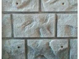 Теплые плитки полифасад Риф