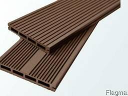 Терасна дошка деревинно-полімерний композит (ДПК