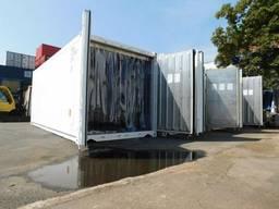 Термо-контейнеры 10, 20, 40 футов
