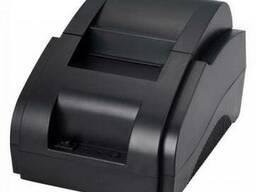 Термо принтер чеков/штрих кодов/чековый принтер Новый!