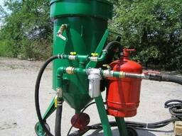 Термоабразивная установка ТАУ-100