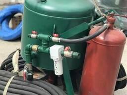 Термоабразивная установка ТАУ-200