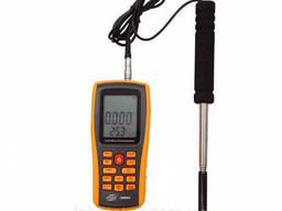 Термоанемометр Benetech GM8903 (0.030-30m/s; 0-45?C;. ..