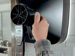 Термоанемометр Testo 417, анемометр тесто-417, термоанемометр тесто 417, анемометр. ..