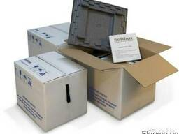 Термобокс, термоконтейнер, холодильник. Softbox. 60 литров
