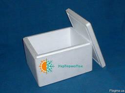 Термобокс, термоящик, термотара, вспененный полистирол.