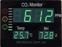 Термогигрометр-измеритель CO2 HT-2008 (монитор, настенный)
