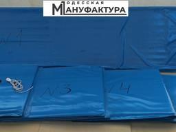 Термомат для производства опор ЛЭП СВ 164-12, комплект сушки