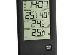 Термометр для бассейна цифровой TFA Malibu, 158х95х21 мм