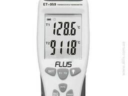 Термометр ET-959 с термопарой К и J-типа