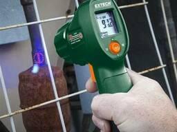 Термометр ИК с УФ детектором утечек Extech IR300UV