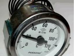 Термометр капиллярный для водонагревателей, котлов и тп