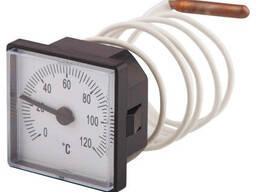 Термометр капиллярный SD Plus 48х48 мм SD176