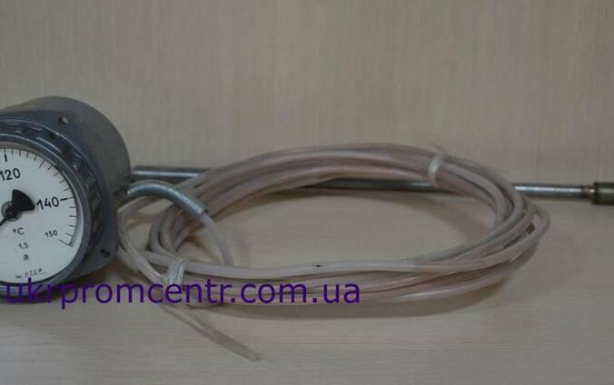Термометр манометрический ТГП-100, ТКП-100, ТГП-100Эк