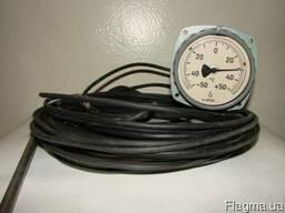 Термометр манометрический ТГП-100ЭК.
