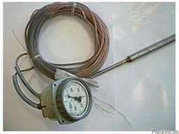 Термометр манометрический ТГП-100Эк, ТКП-1