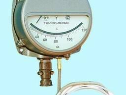 Термометр манометрический ТКП-100Эк, ТКП-160Сг