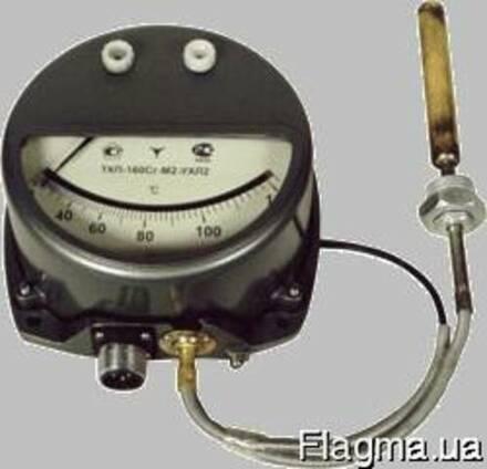 Термометр манометрический ТКП-160 длина кт 2мп