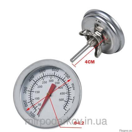 Термометр механический супер высокотемпературный 500 С