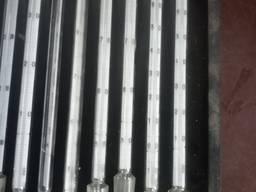 Термометр со шлифом от 250 до 300 С Teilung 0, 5 grd. Made in GDR