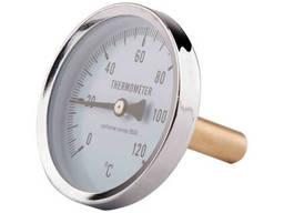 """Термометр SD Plus 120ºC 63 мм 1/2"""", заднее подключение SD17440MM"""