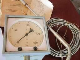 Термометр сигнализирующий взрывозащищенный