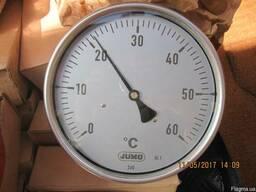 Термометр стрелочный биметаллический JUMO тип 60. 8003