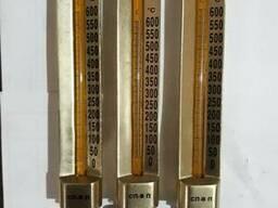 Термометр виброустойчивый (газовый-водяной)