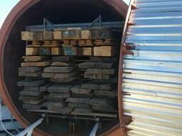 Термомодифікація деревини