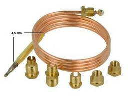 Термопара (газконтроль) 600 мм. с набором насадок 44TC482