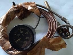 Термопара с указателем температуры