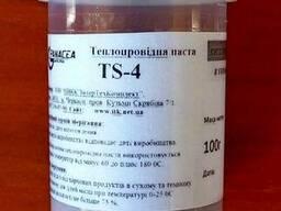 Термопаста TS-4 банка 0,1-500г 4,8Вт/(м•К) от