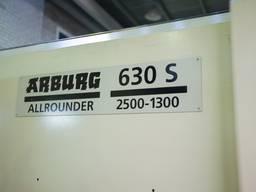 Термопластавтомат Arburg 630 S (2500-1300) - фото 2