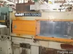 Термопластавтомати KUASY 630/160 ,1400/250