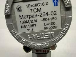 Термопреобразователи ТСМ Метран-254-02, ТСМ Метран-204-02