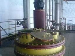 Термореактор 1,25 м3 н-ж