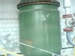 Термореактор 4м3 н-ж