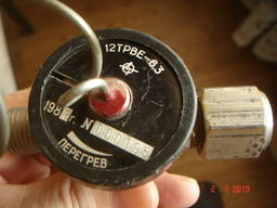 Терморегулирующий вентиль ( клапан ) 12 ТРВ-6, 3