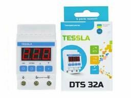 Терморегулятор на DIN-рейку для систем снеготаяния DTS...