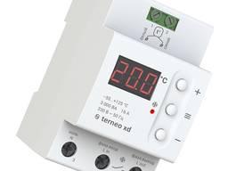 Терморегулятор terneo xd для охлаждения и вентиляции
