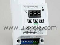 Терморегулятор в корпусе DIN-рейку РТУ-10/D-Pt (10А/3кВт)